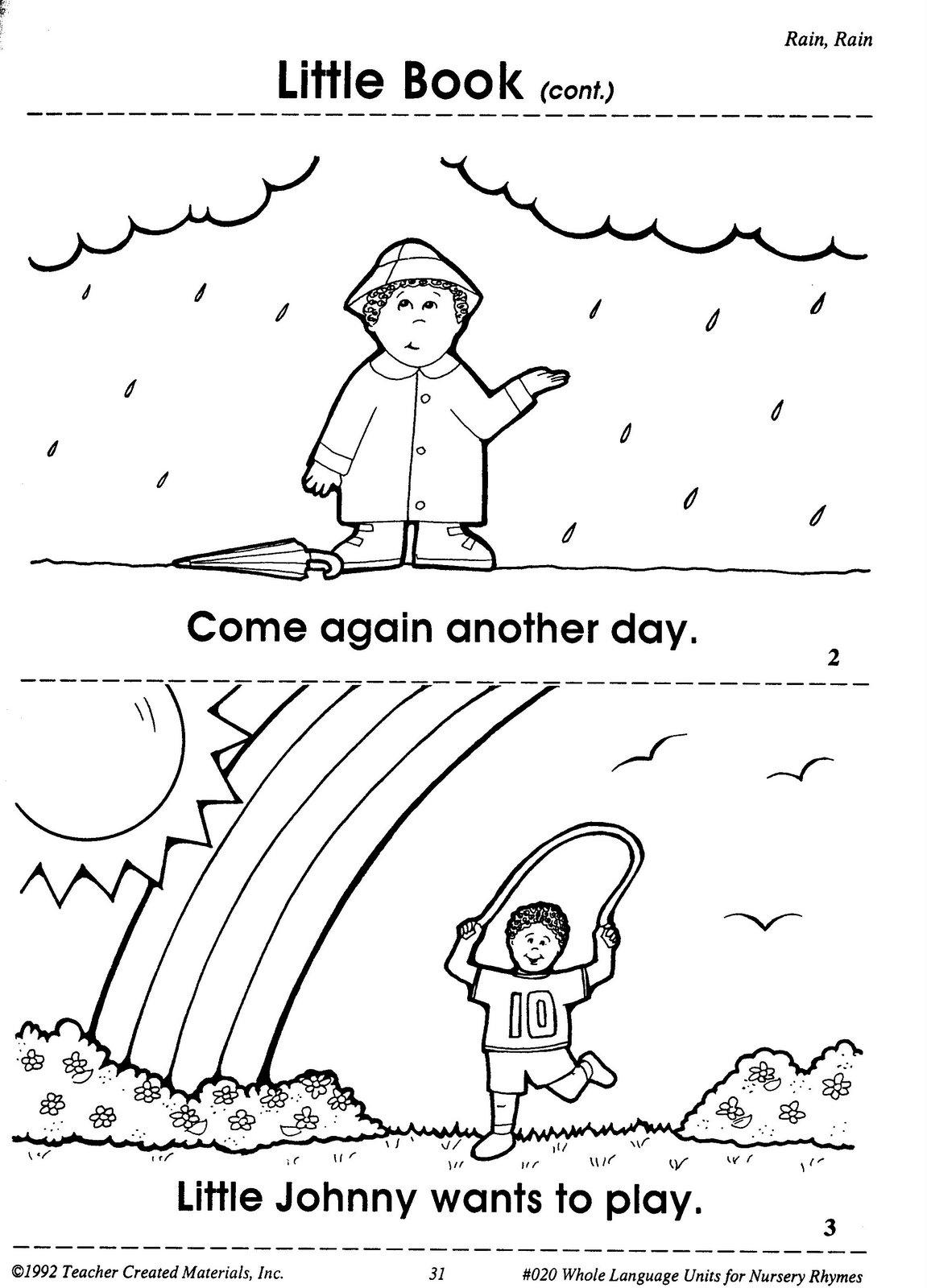 Rain In Arkansas