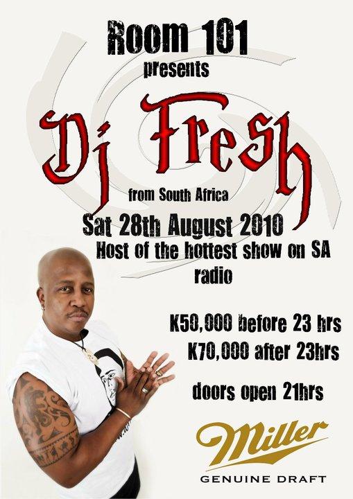 Dj Fresh Fresh Flava 8