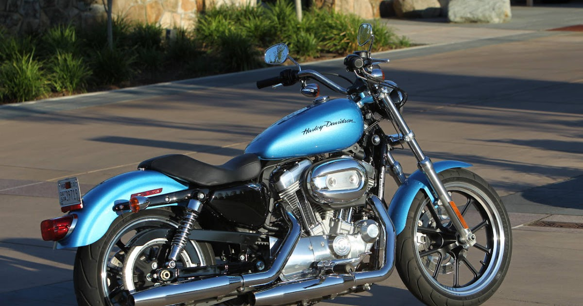 New Bikes In India Harley Davidson Superlow And Iron 883