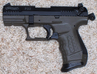 Be A Survivor: Equipment Review: Walther P22