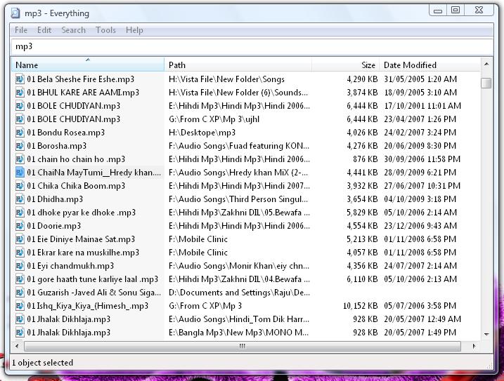 desktop search software  for windows 7