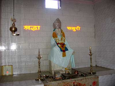 Pictures - Samadhi Of Chand Patil Of Dhoop Kheda
