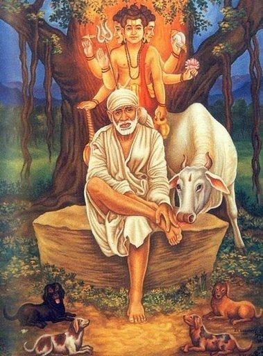 Shirdi Sai Baba - Lord Dattatreya Incarnate | Shirdi Sai