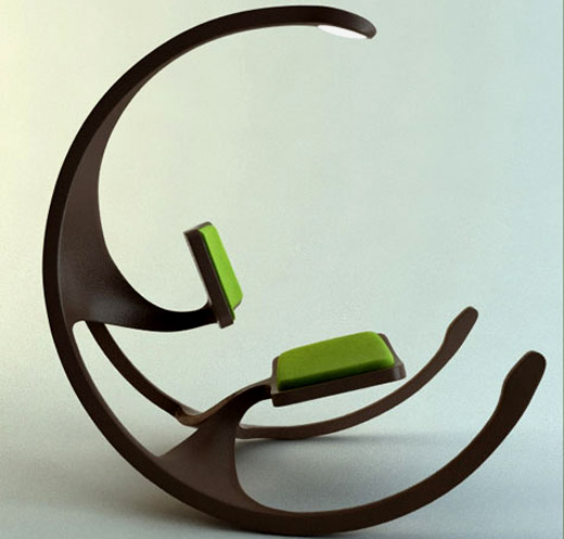 Crafty in the Concrete Jungle: Crazy, Cool Chairs
