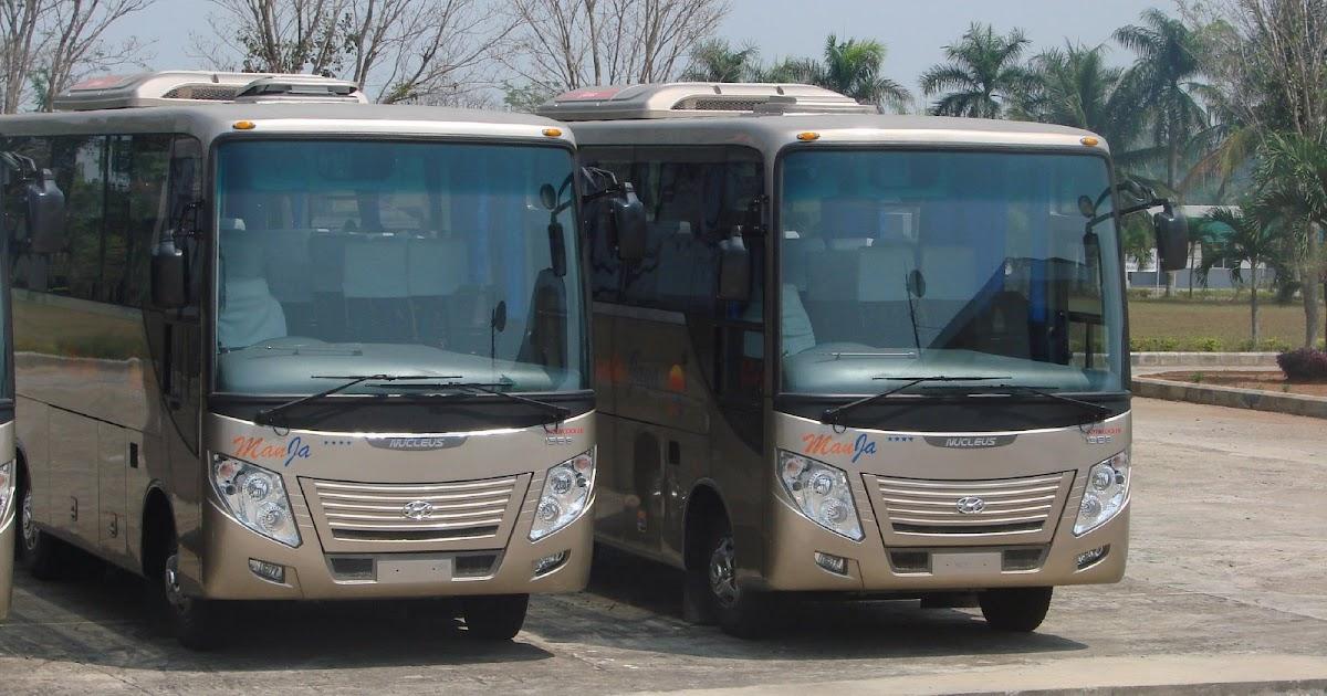 Travel Agent Perjalanan Wisata Carter Bus Pariwisata