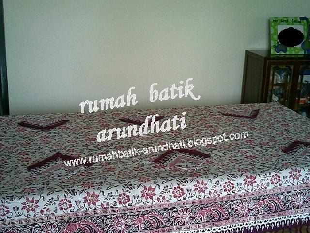 Rumah Batik Arundhati TAPLAK MEJA