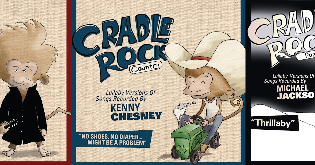 SusieQTpies Cafe: Giveaway of Cradle Rock Children's Lullaby CD
