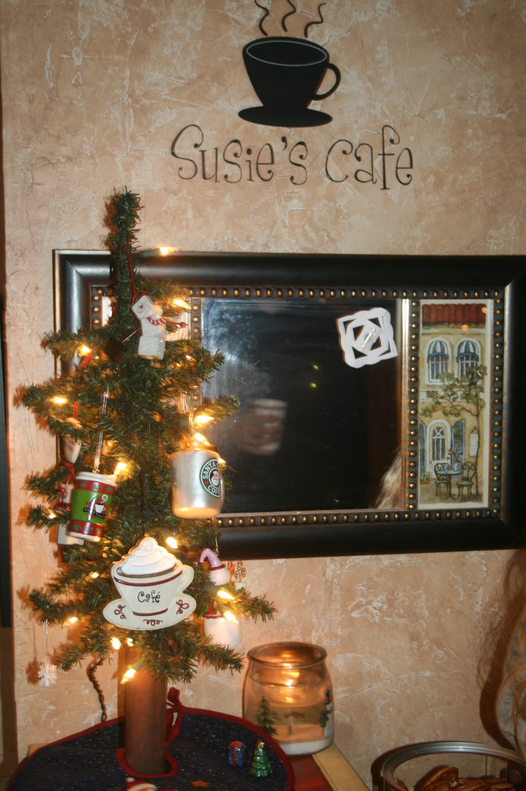 SusieQTpies Cafe: Merry Christmas From Our Home To Yours