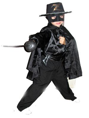 El Blog De Santafiestas Fiesta Tematica Infantil El Zorro