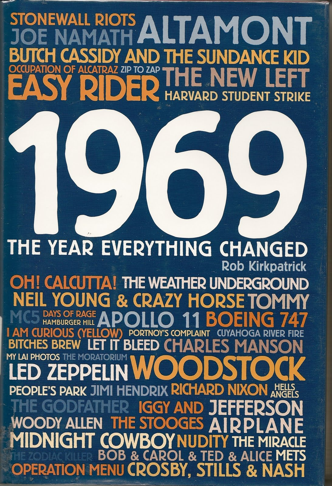 Rooftop Reviews Quot 1969 The Year Everything Changed Quot By