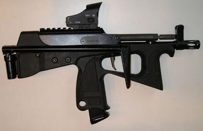 Tons Of Guns From MW2: mw2 guns
