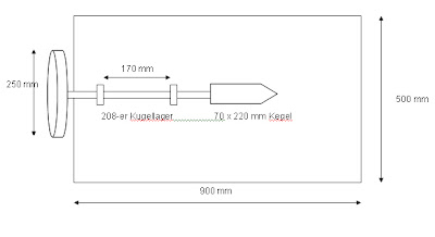 Fabelhaft Kegelspalter, Drillkegel: Kegelspalter selbst gemacht Teil 2. #SY_34