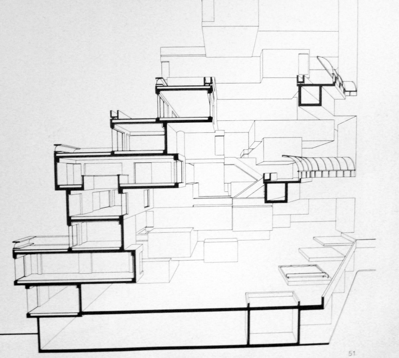 Apartment Plans With Elevators