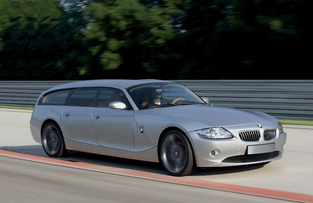 Wagon Visions 2005 Bmw Z4 Touring
