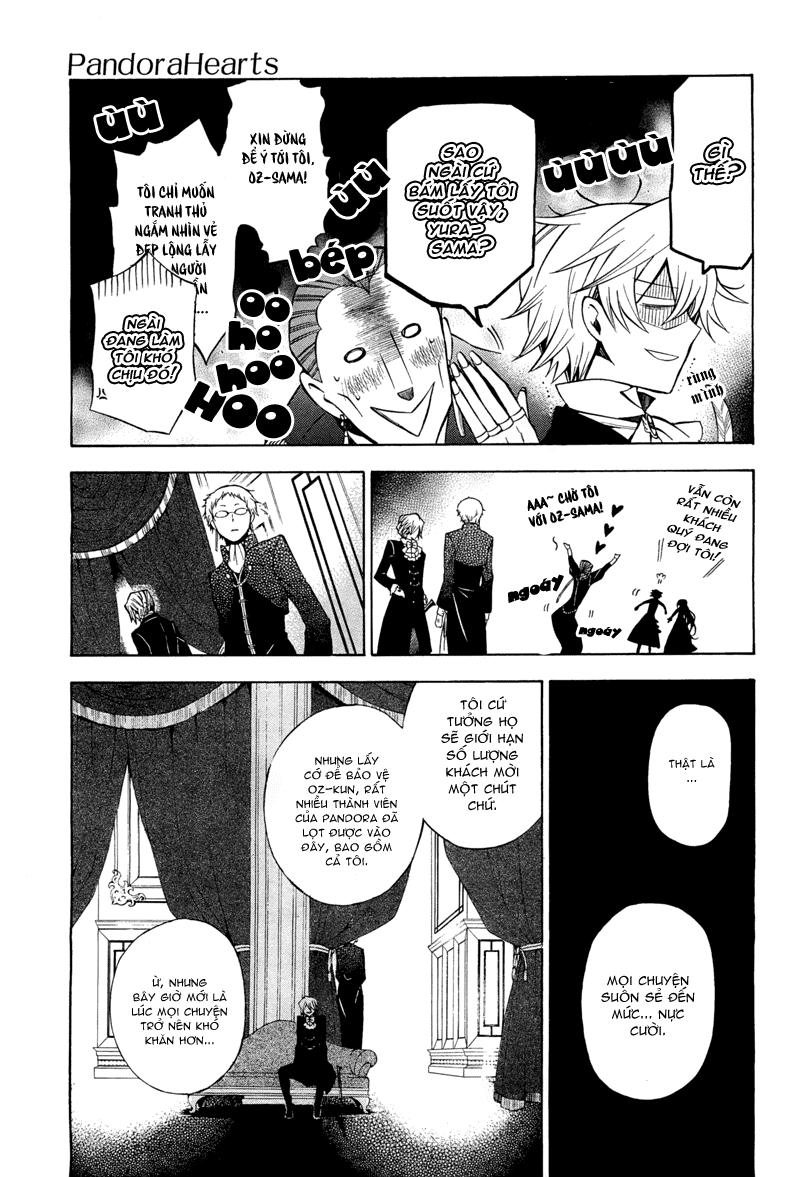 Pandora Hearts chương 049 - retrace: xlix night in gale trang 7