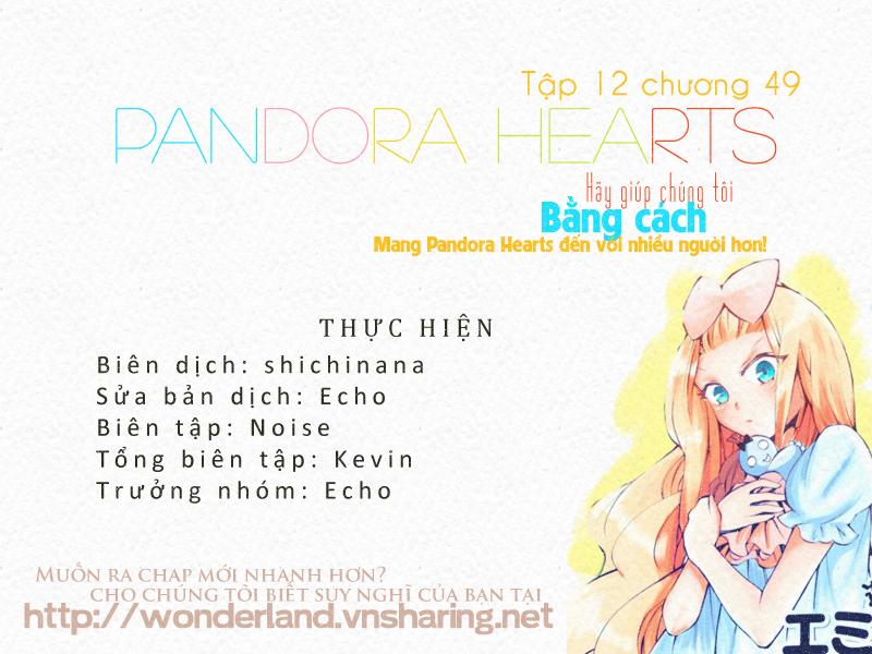 Pandora Hearts chương 049 - retrace: xlix night in gale trang 45