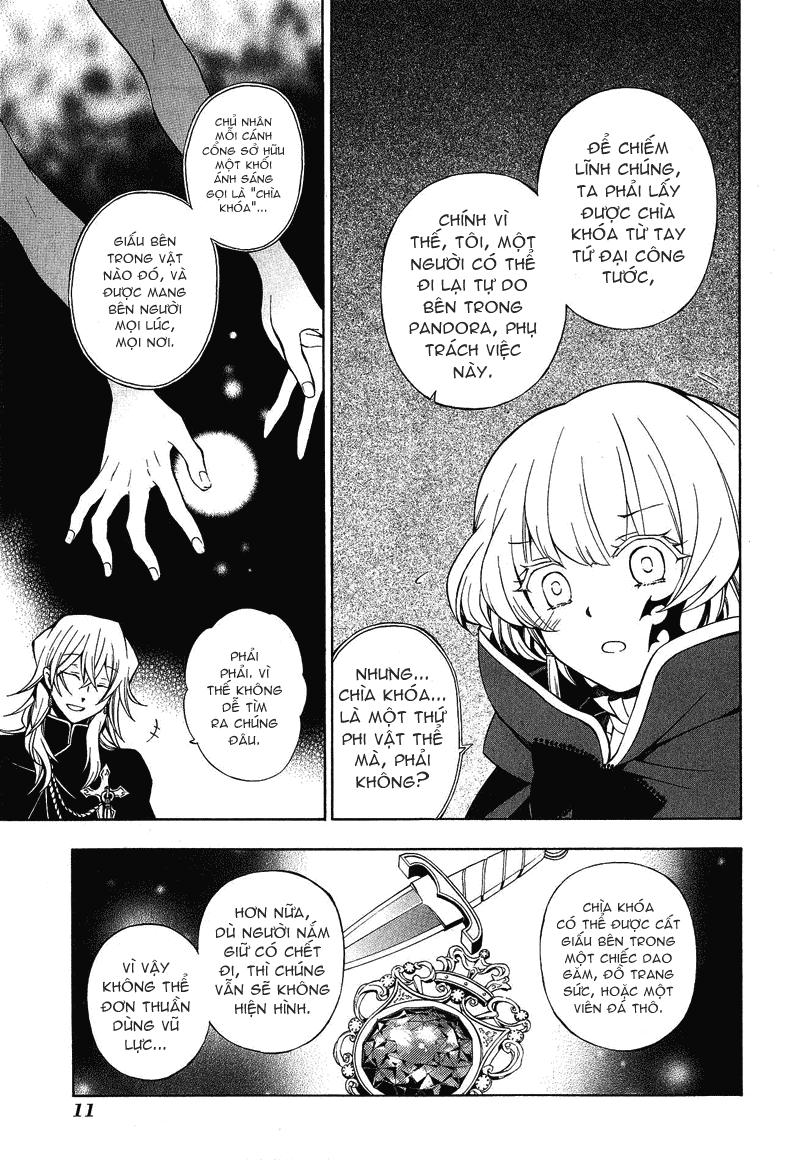 Pandora Hearts chương 046 - retrace: xlvi persona trang 9