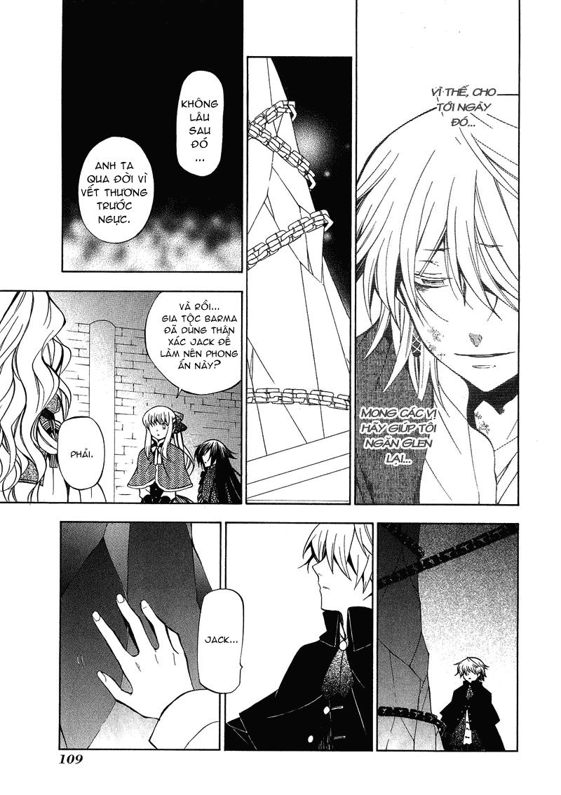 Pandora Hearts chương 044 - retrace: xliv dusty sky trang 29