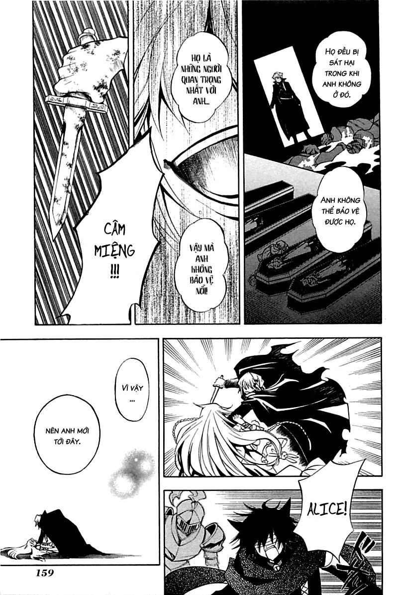 Pandora Hearts chương 030 - retrace: xxx snow white chaos trang 26