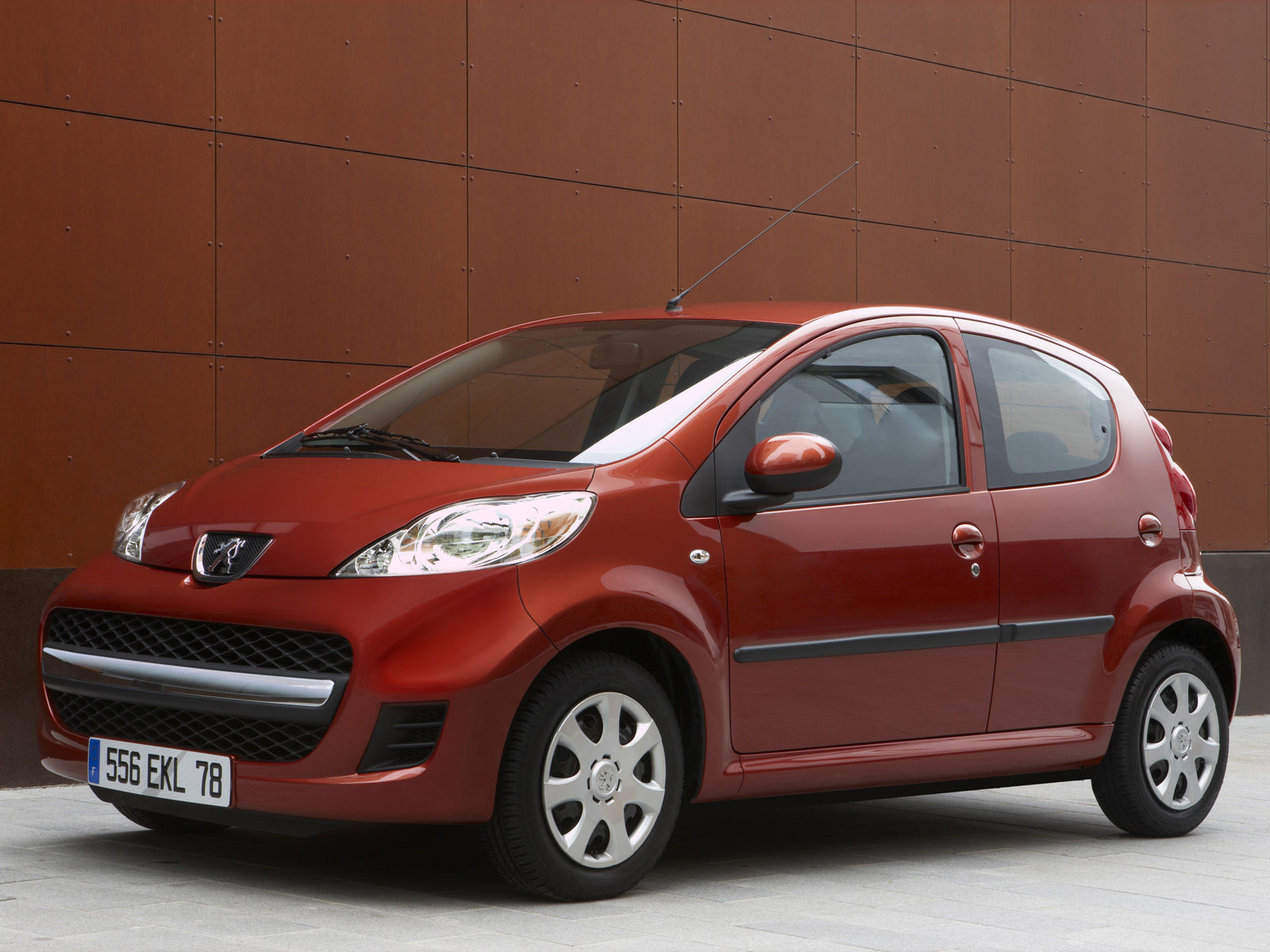 2009 PEUGEOT 107 pictures insurance informations