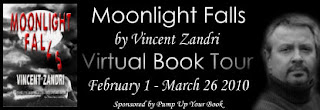 Blog Tour & Review (and giveaway!): Moonlight Falls by Vincent Zandri