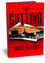 The Cutting by James Hayman Virtual Blog Tour Preview and Review
