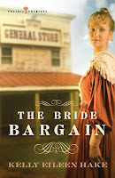 Review of The Bride Bargain by Kelly Eileen Hake
