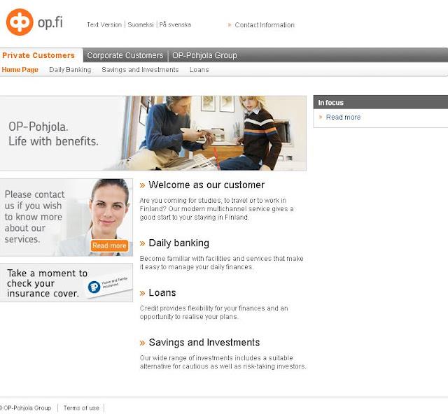 Osuuspankki.fi Verkkopankki - Osuuspankki Netbaking - Ready2Beat.com - Hot Buzz and Cool Stories