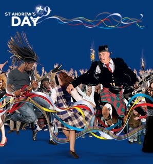 Gheorghe: The Blog: Happy St. Andrew's Day
