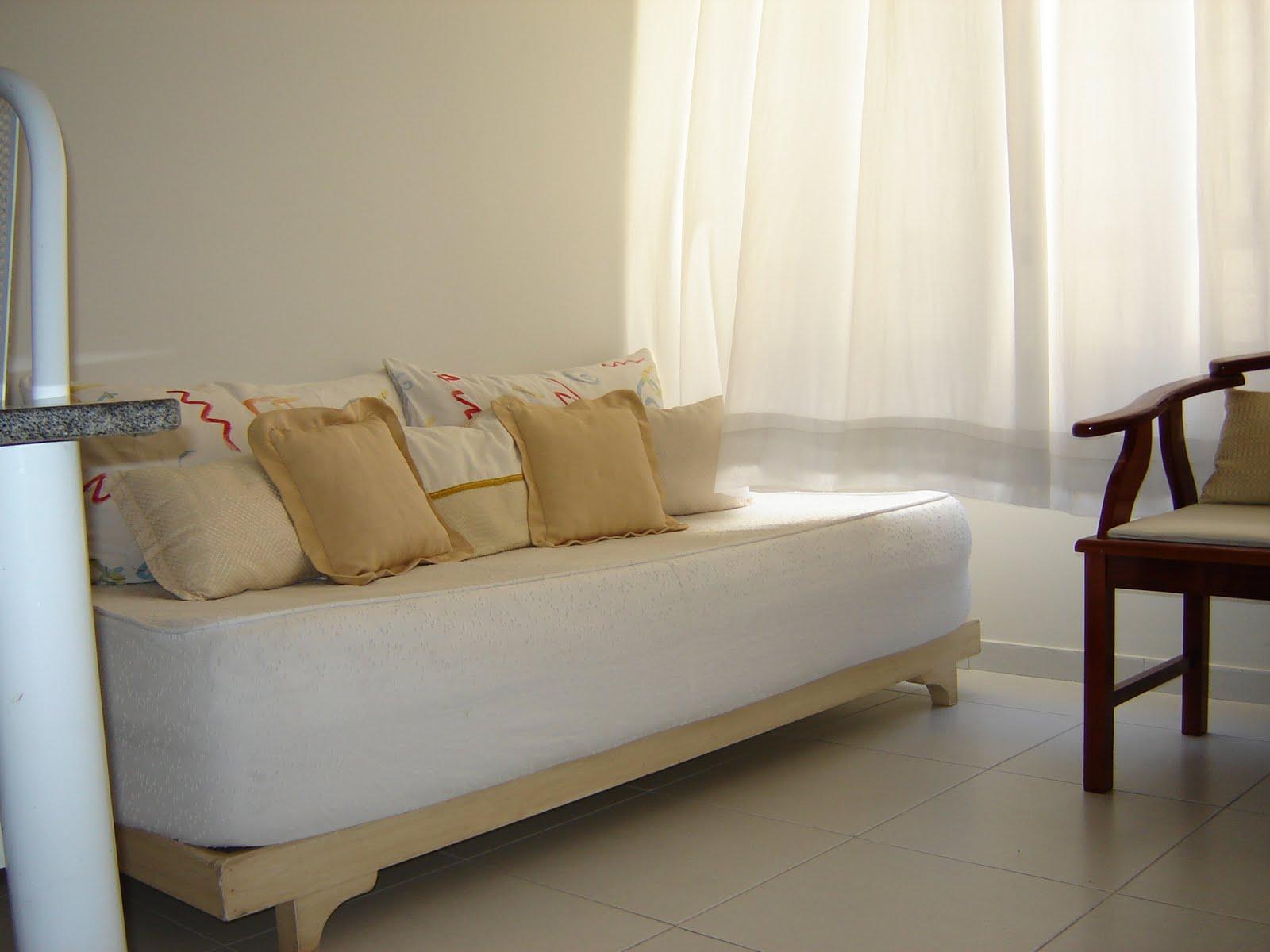 Sofa E Colchao Osasco Mainstay Faux Leather Sleeper Cantinho Da Vovó Jenny Bagunça Arrumadinha