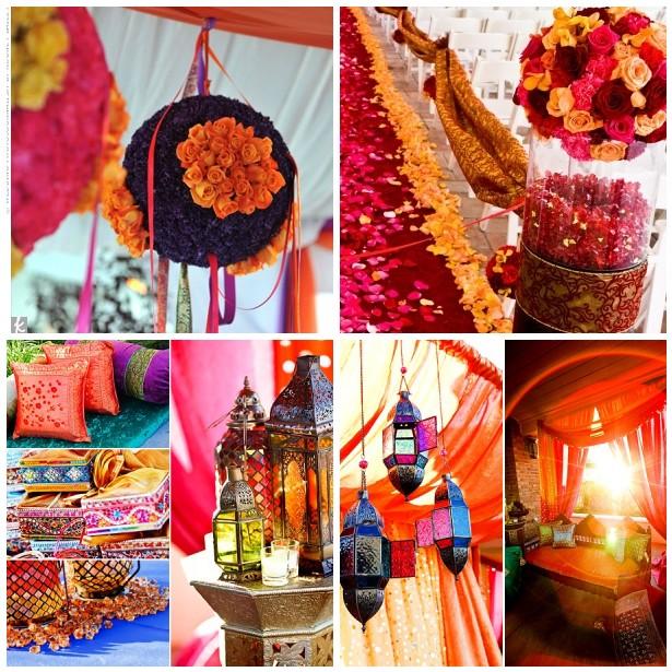 Cake Decoration Henna Style