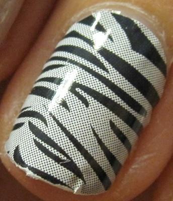 runde wölbung auf finger