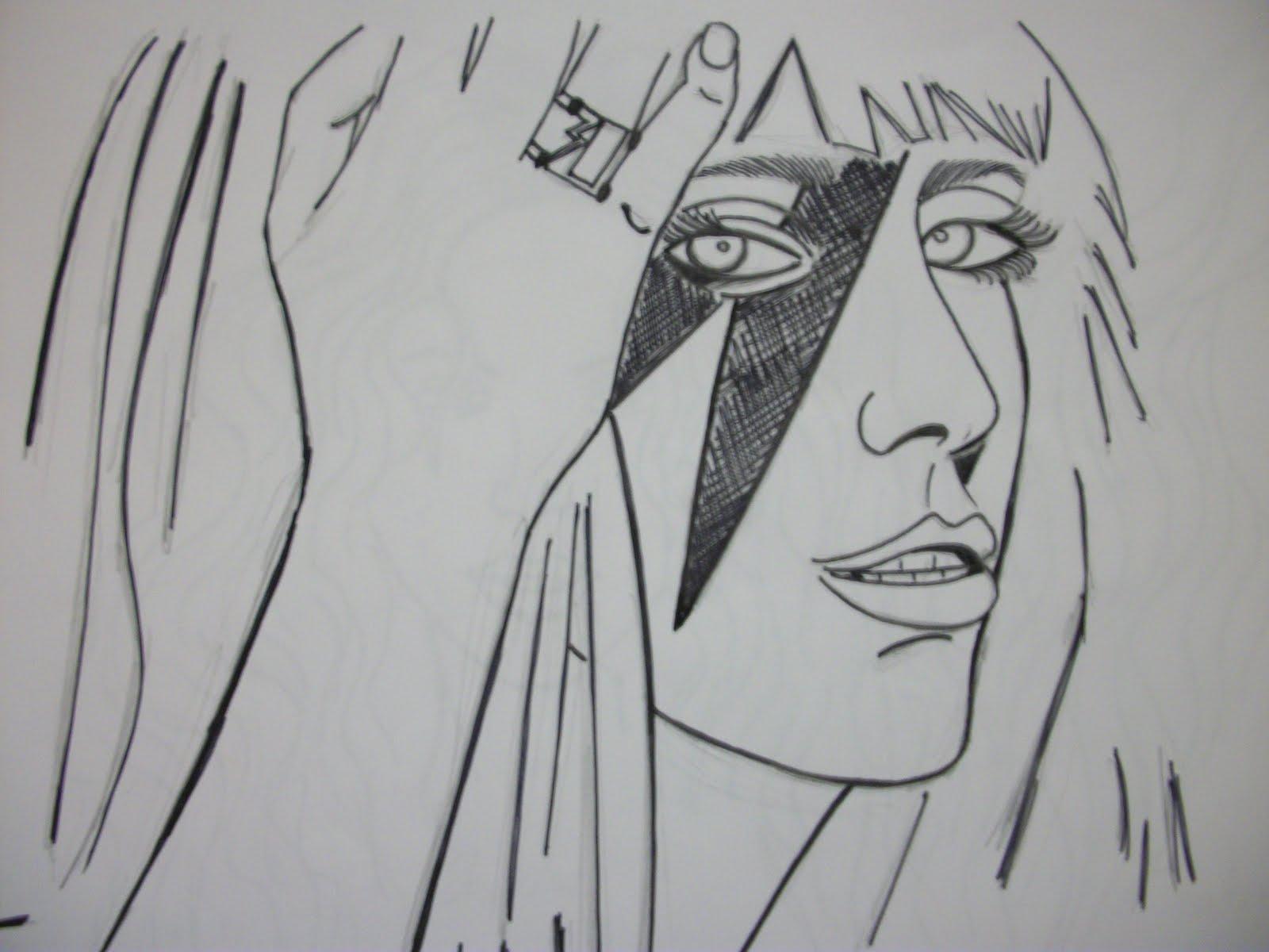 Fazendo Arte Desenho Feitos Por Kika Andrade Retratos De Famosos