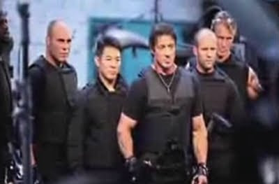 The Expendables le film