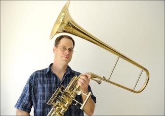 budbrass: Almost Tuba / Almost Trombone