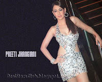 Preeti Jhangiani Biography