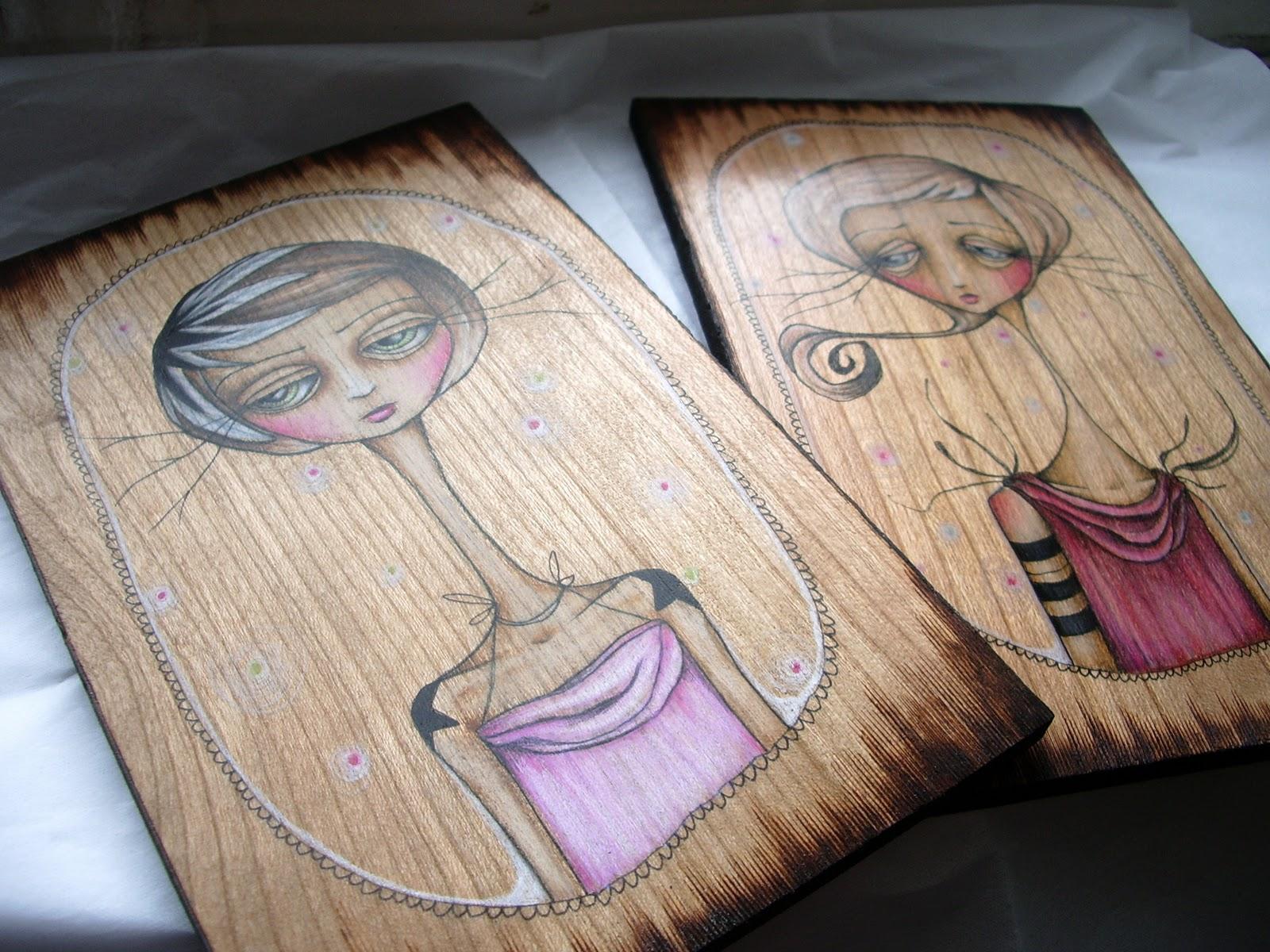 Ida S Sketchbook Tickled Pink