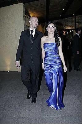 Maite Perroni en Guido Laris dating