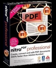 6.0.1.8 PDF PROFESSIONAL TÉLÉCHARGER GRATUIT NITRO