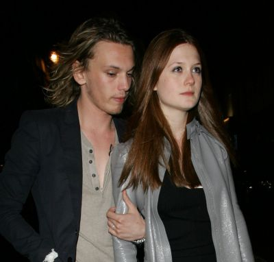 .: Jamie Campbell Bower and Bonnie Wright not afraid of ...