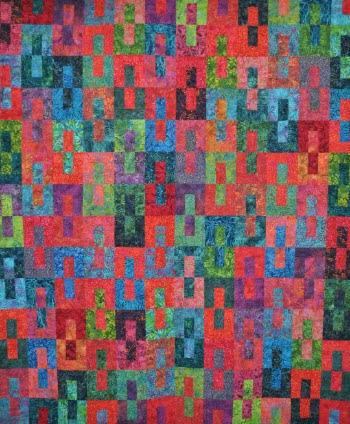 Quilt Karma Batik Quilts