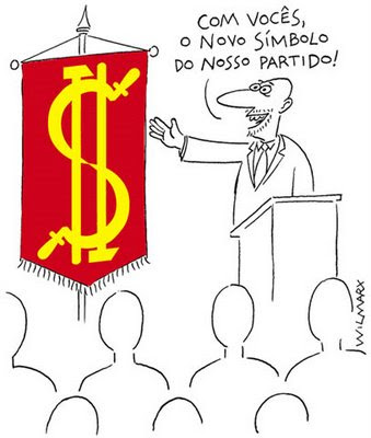 TRIBUNA DA INTERNET   Governo do PT não tem nada de comunista
