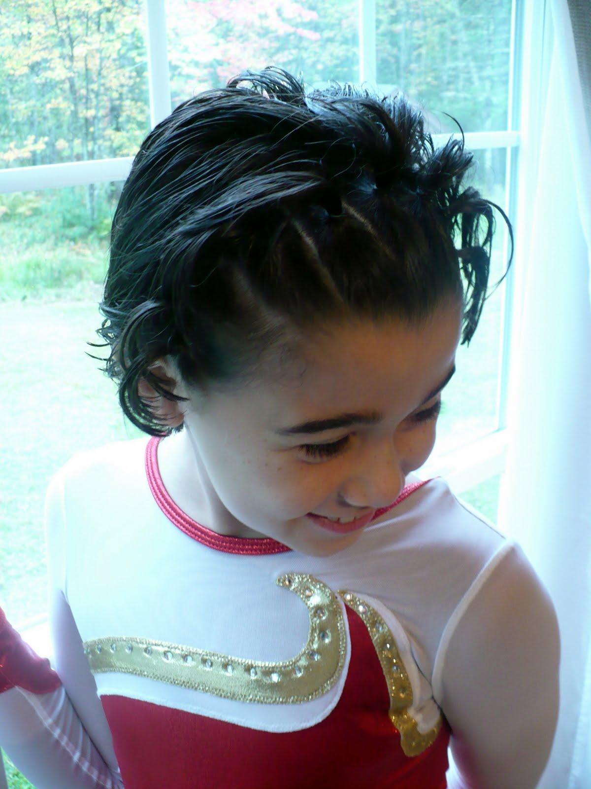 Marvelous Short Hair For Gymnastics Short Hair Fashions Short Hairstyles For Black Women Fulllsitofus
