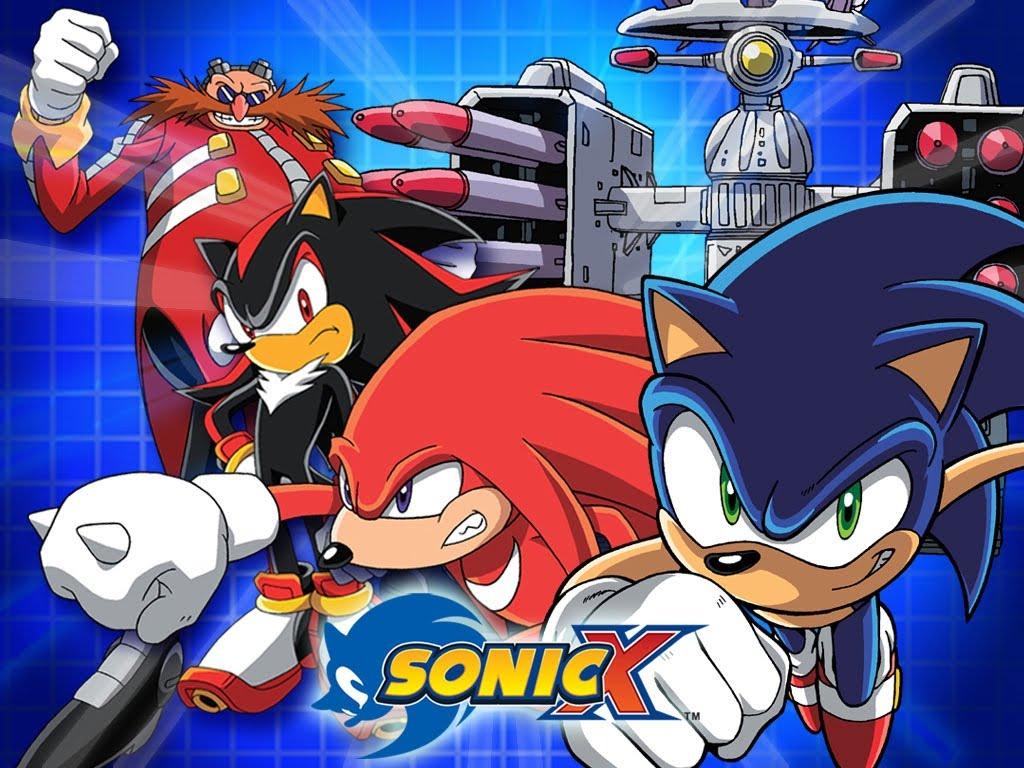 Bleach Anime: Sonic X Wallpapers