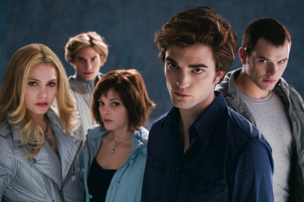 Twilight Movie: We have the Cullens