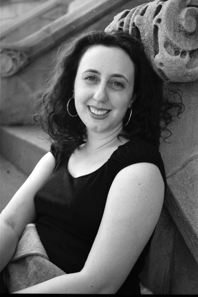 Author Interview: Aimee Friedman