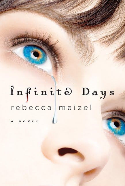 Interview: Lenah Beaudonte (Infinite Days by Rebecca Maizel)
