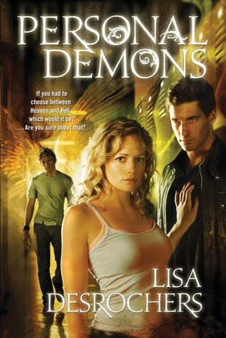 Character Interview: Gabe (Person Demons by Lisa Desrochers)
