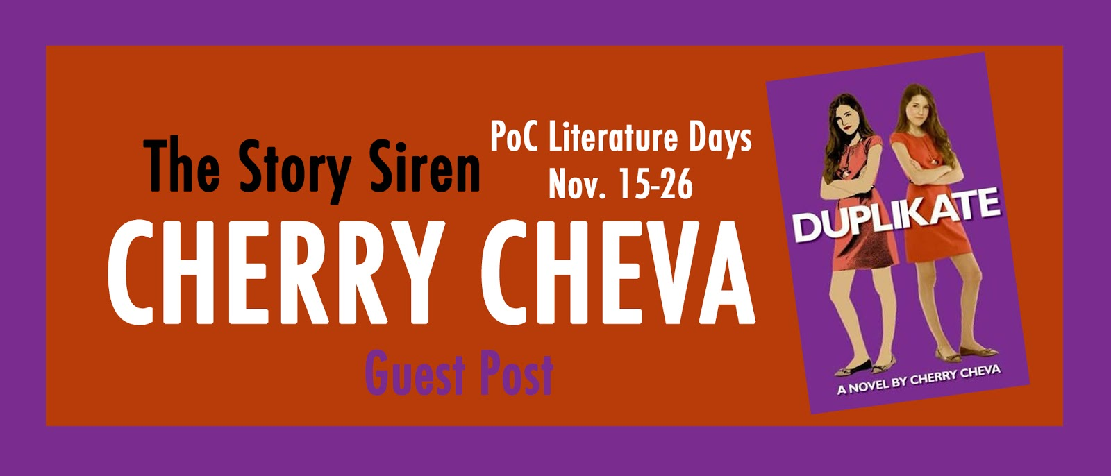 Guest Post: Cherry Cheva