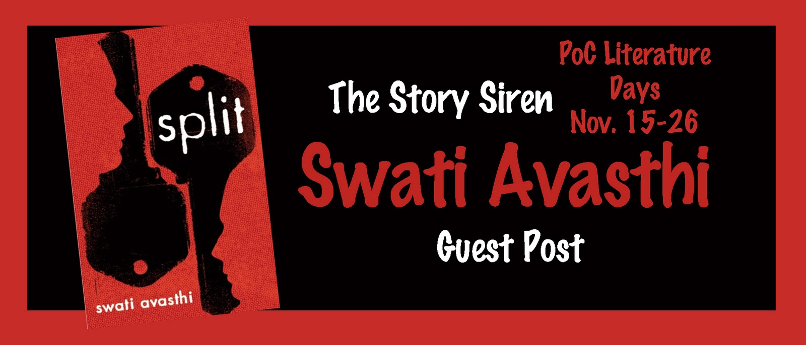 Guest Post: Swati Avasthi